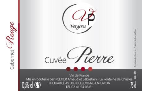 Cuvée Pierre Rouge